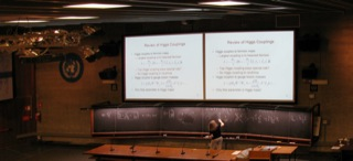 2011 Summer School on Particle Physics
